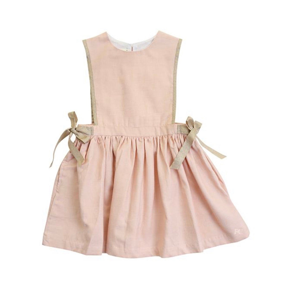Cosmosophie Hermes Dress - Rose