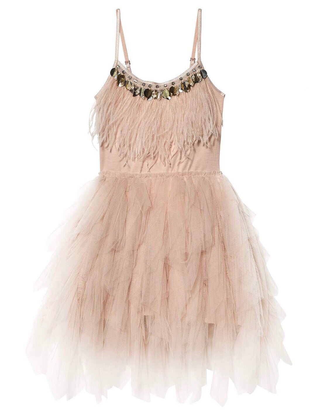 Tutu Du Monde Swan Queen Tutu Dress - Beige