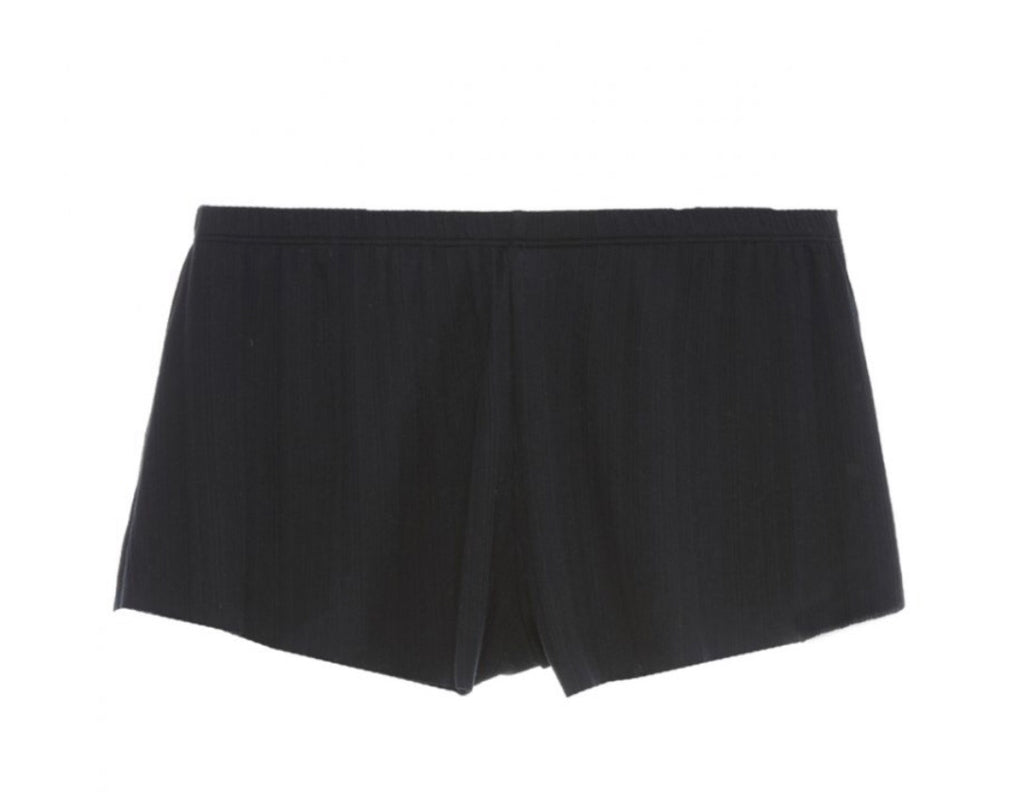 Eberjey Tate Chill Shorts - Black