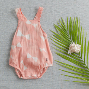 Bobo Choses All Over Bow Romper