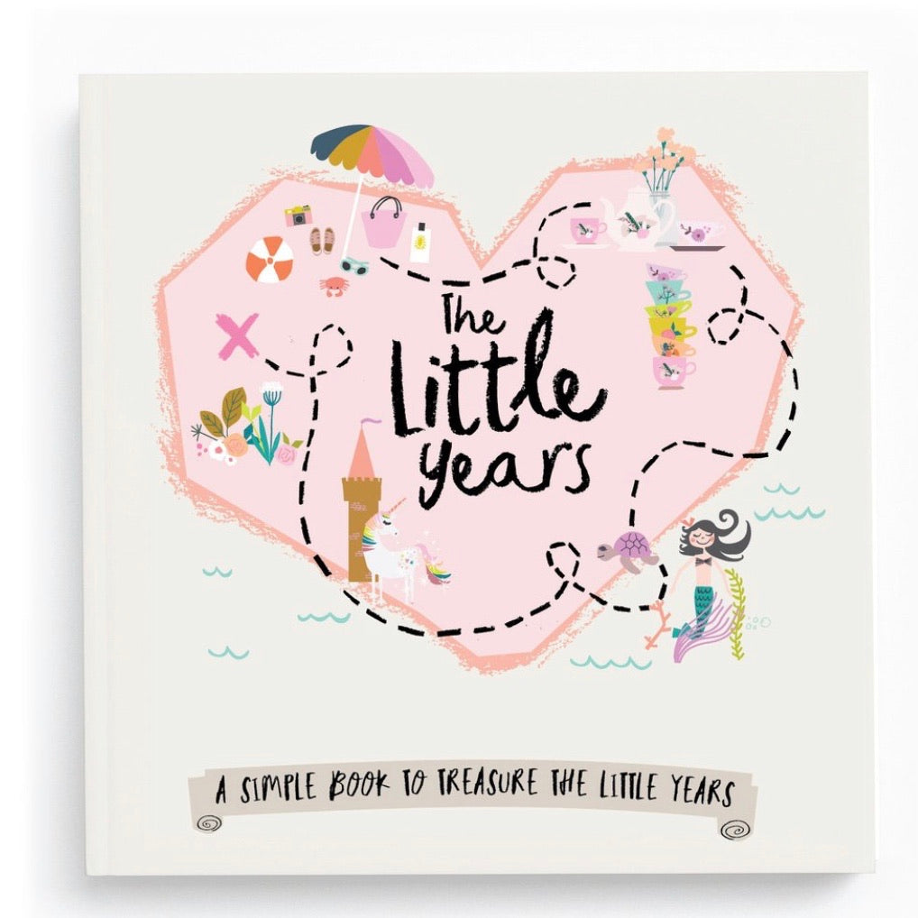 Lucy Darling The Little Years Toddler Book - Girl