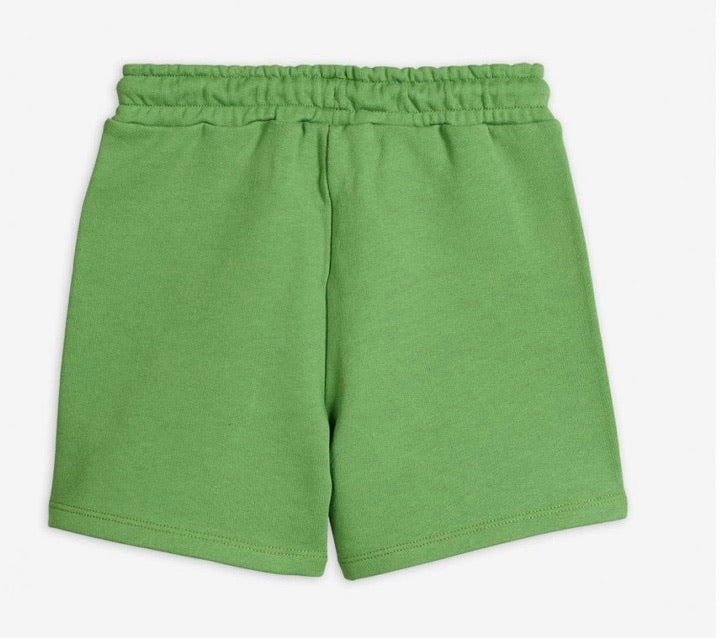 Mini Rodini Game Sweatshorts - Green