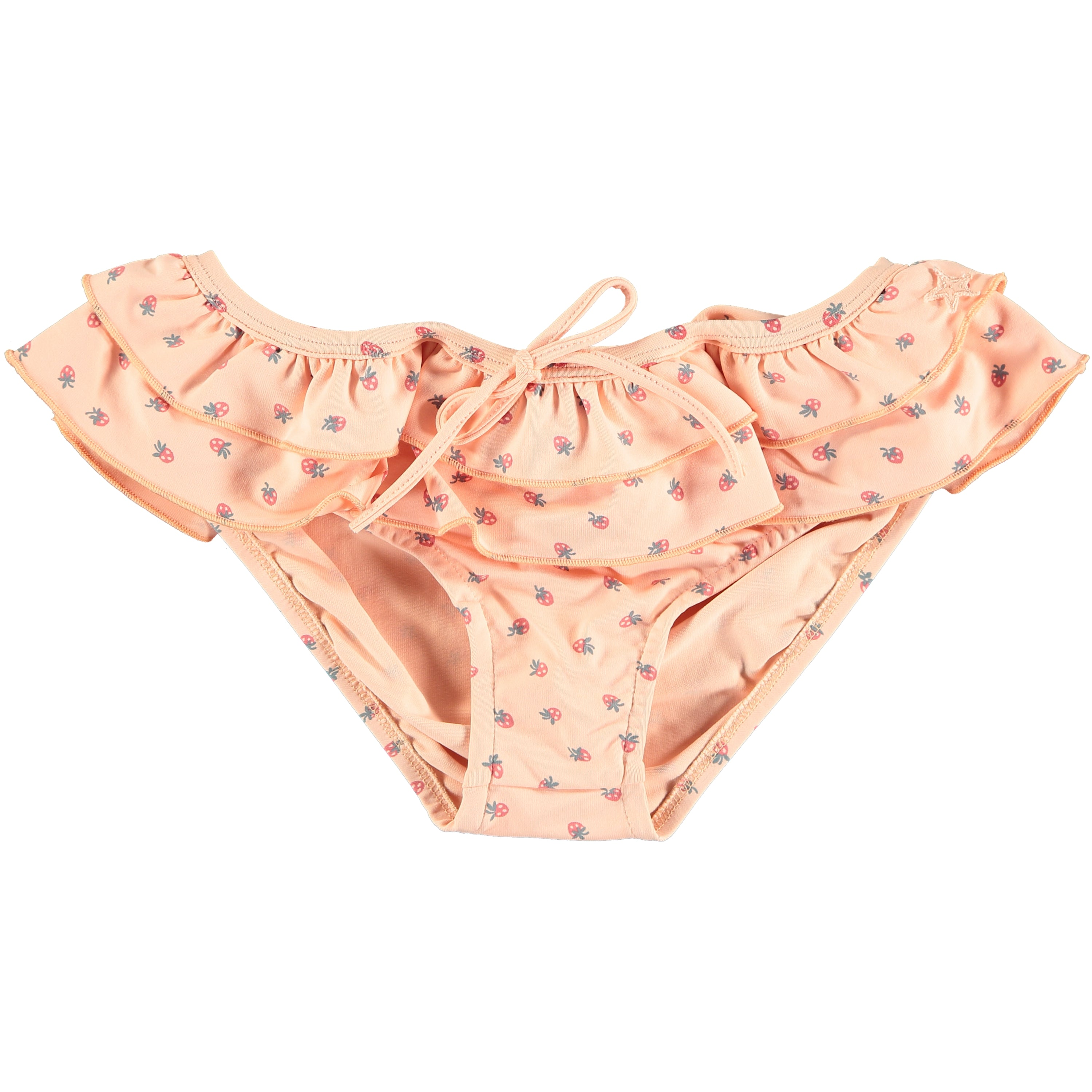 Tocoto Vintage Strawberry Bikini Bottom