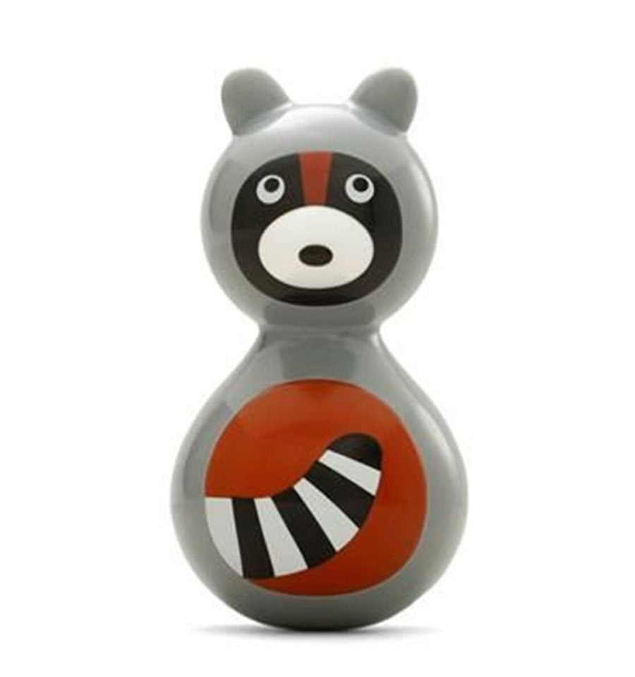 Kid O Wobble Raccoon Toy