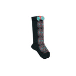 Louise Misha Oulotte Socks - Peacock