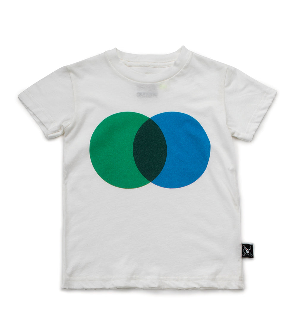 Nununu Colorful Circle T-shirt