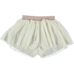 Tocoto Vintage Tulle Shorts