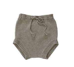 Tun Tun Knit Bloomer Khaki