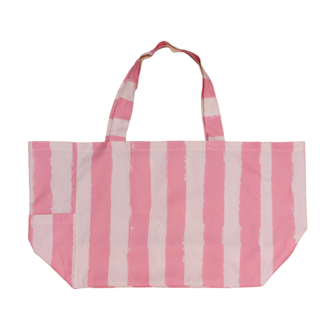 Noe & Zoe Womens Rose Stripes Big Bag