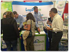 LoganTech Exhibiting at a National Convention