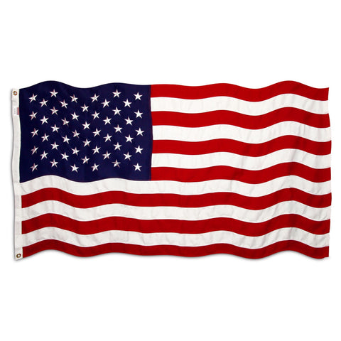 American Flag in Color