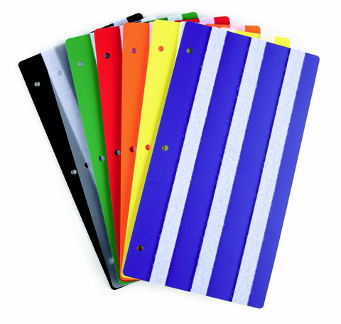 Color Plastic Pages