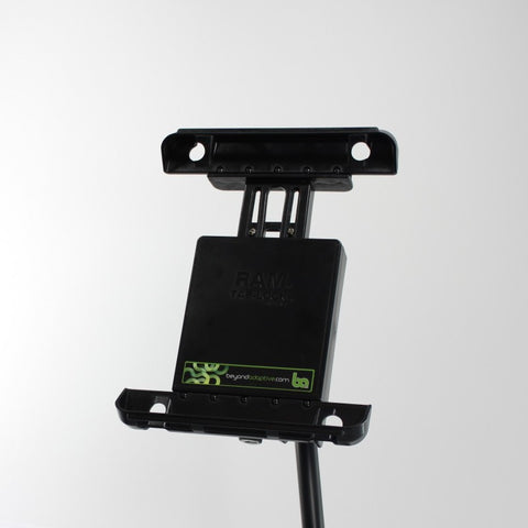 Tab Lock Cradle for iPad 1-4 in Most Cases