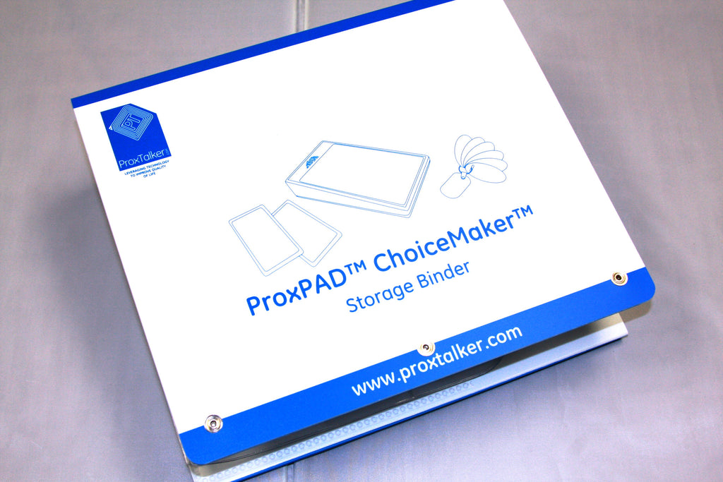 Logan® ProxPAD™ choice maker Binder Holder