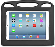 iPad in a black Big Grip Lifts case