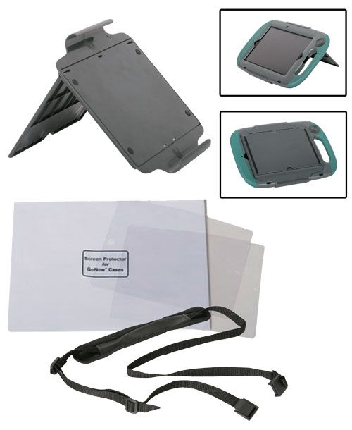 GoNow Rugged Case full package
