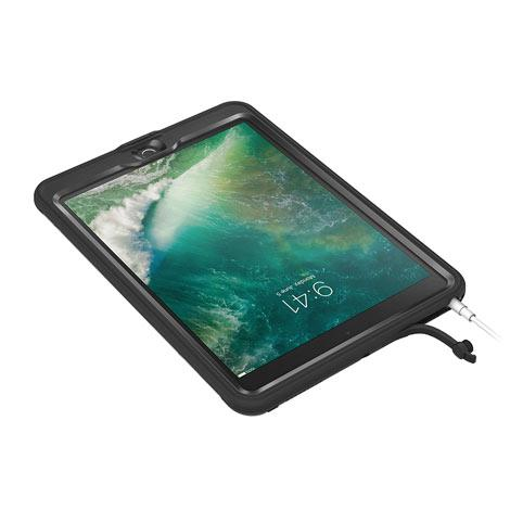 Life Proof nuud case for iPad - top view