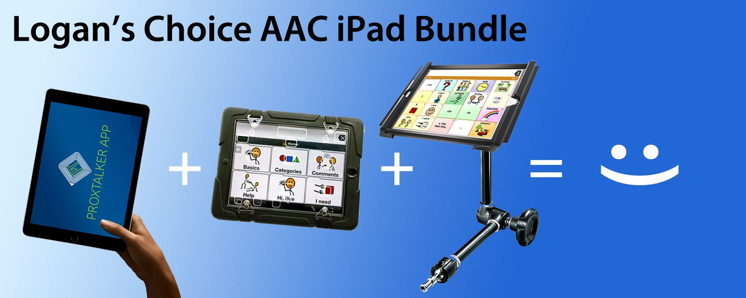 Logan's Choice AAC iPad Bundle