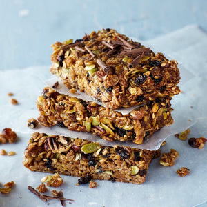 Blisshaus Recipe: Granola Bars