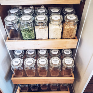 Blisshaus Pantry Refresh  - NOTE: Only for fully set-up Blisshaus homes