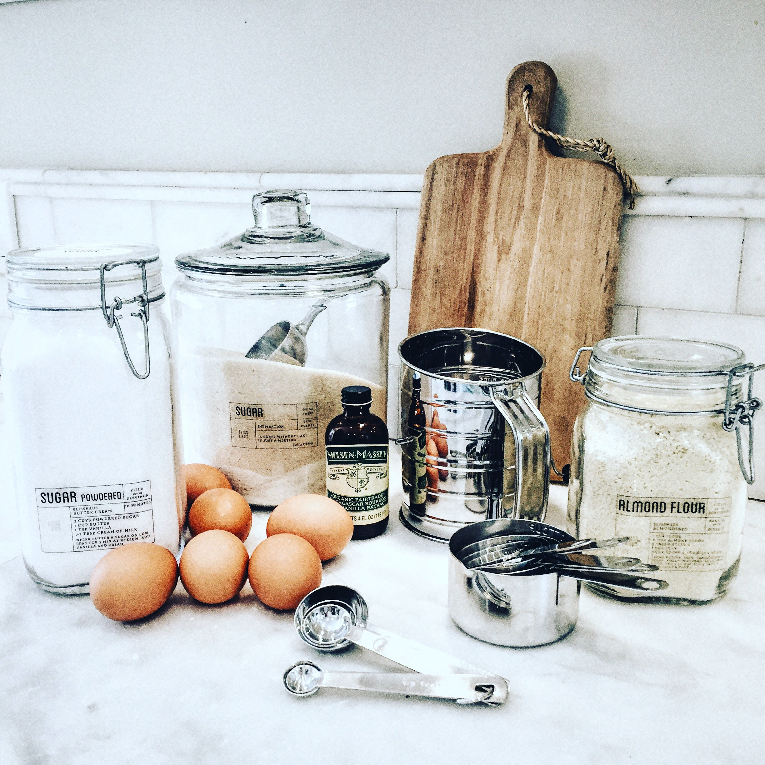 The Baking Pantry Kit