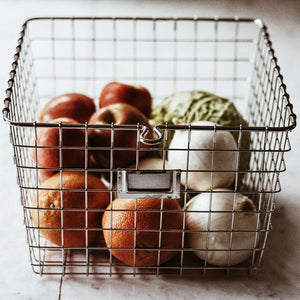 Wire Basket - Large - OUT OF STOCK