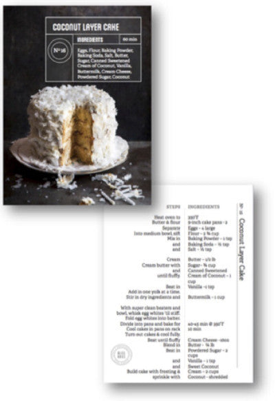 Pantry-Ready Recipe Cards