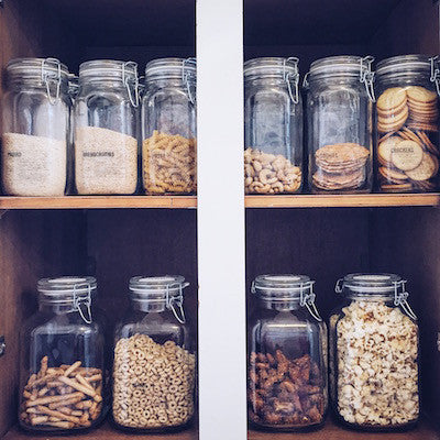 The Snacks & Happy Hour Pantry Kit