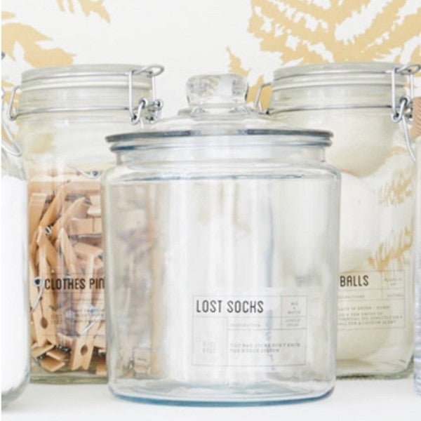 Countertop Jar-OUT OF STOCK