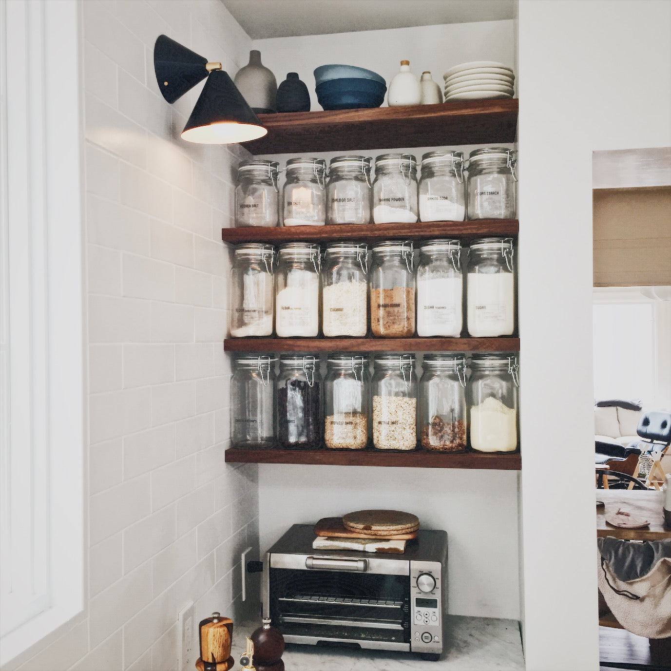 Online Pantry Makeover