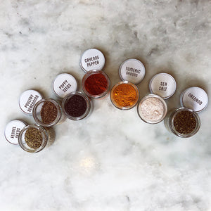 The Spices Kit - Sets of 16 - BACK IN STOCK!
