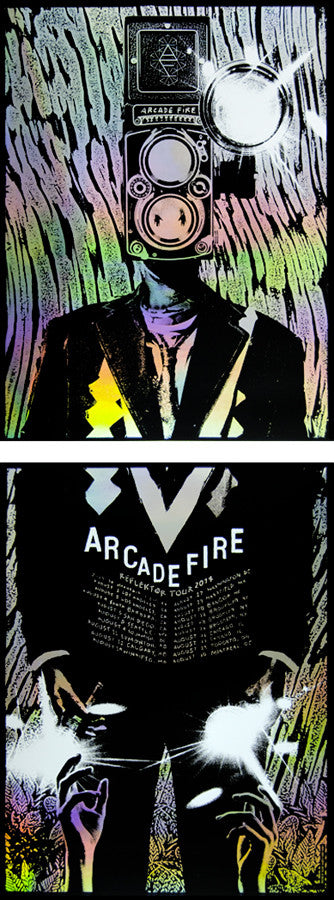 ARCADE FIRE TOUR 4: BROOKLYN