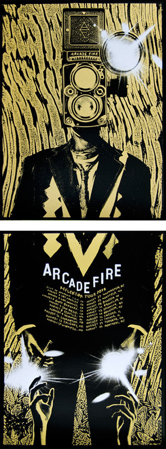 ARCADE FIRE TOUR 2: SUNSHINE