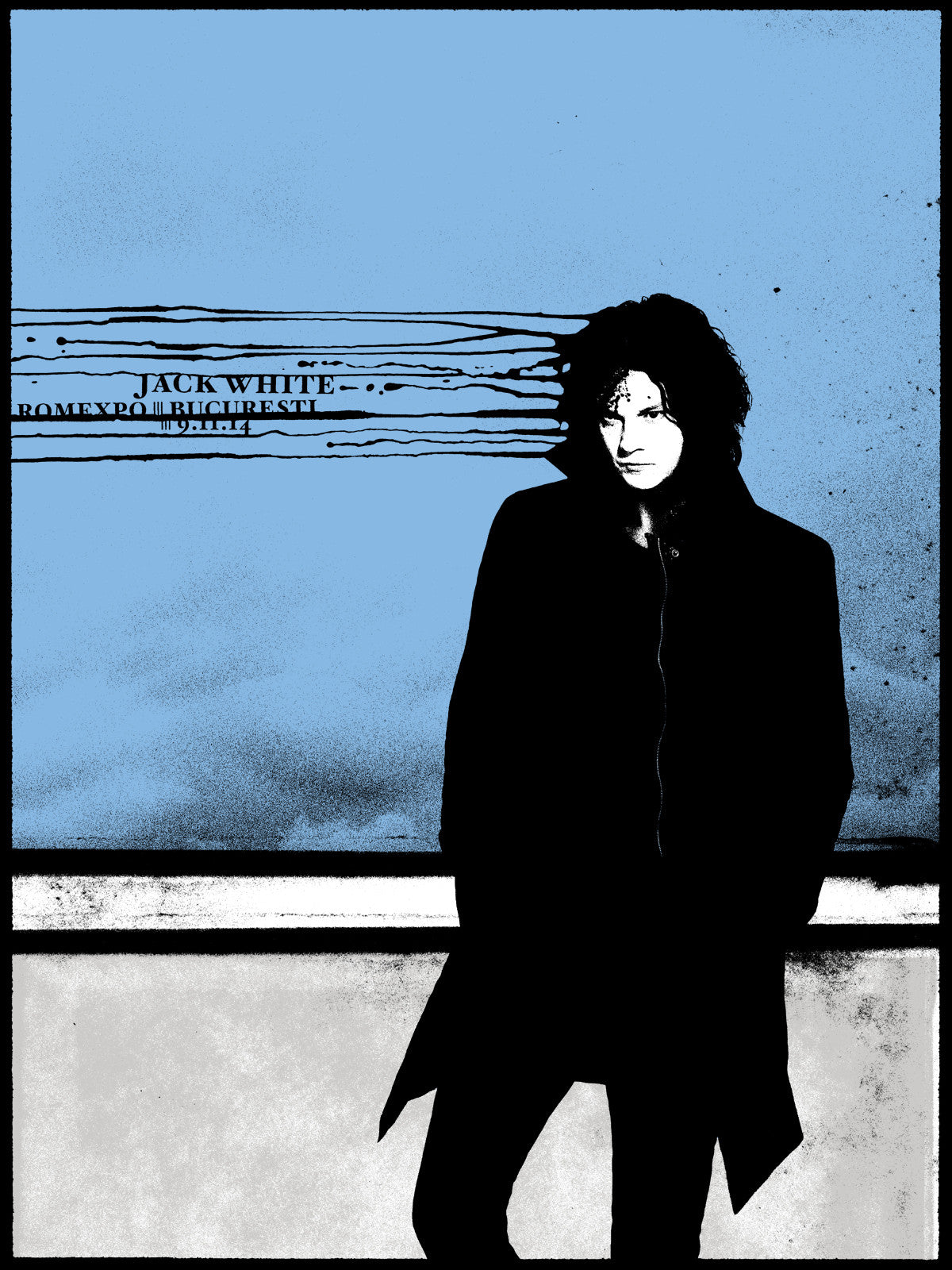 Jack White Bucharest 2014