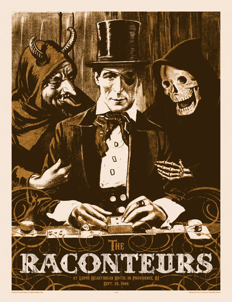 The Raconteurs Providence 2006