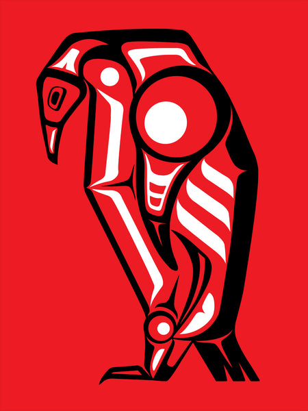 The White Stripes UGWNL Penguin 2010 (Red)