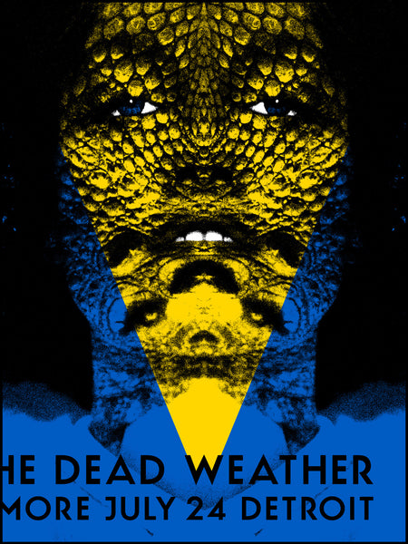 The Dead Weather Detroit II 2009