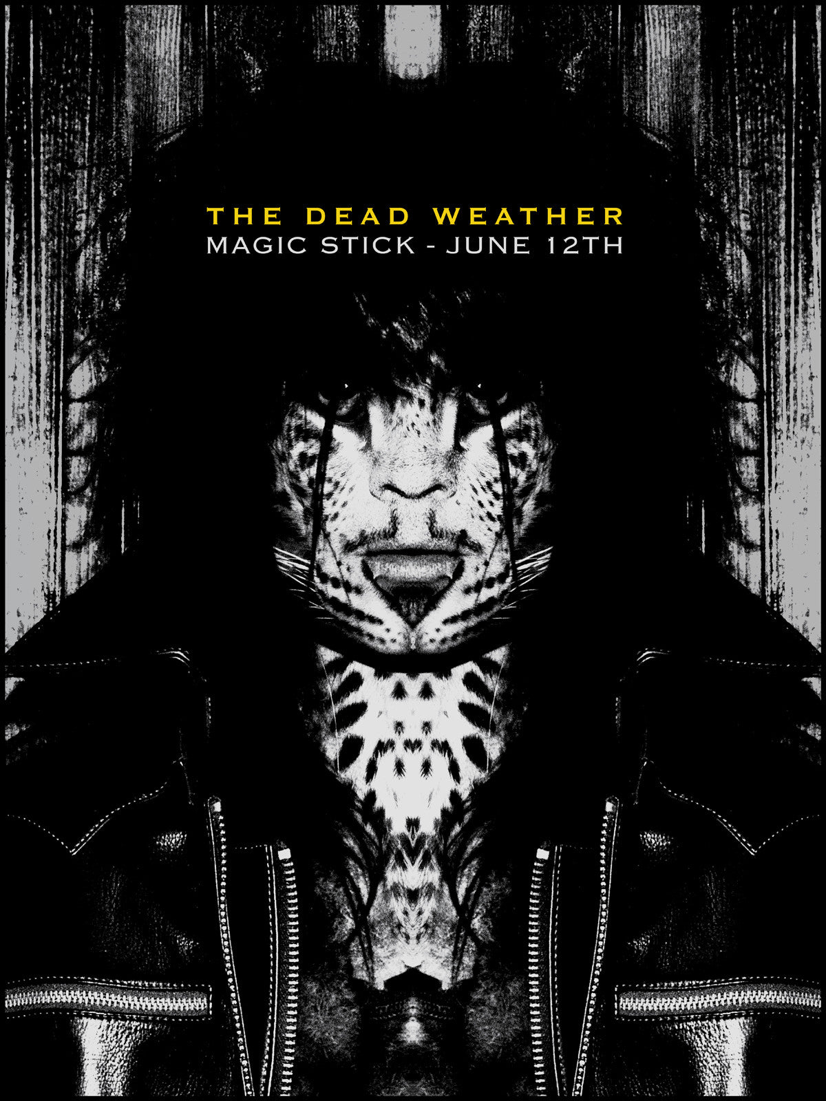 The Dead Weather Detroit 2009 (Magic Stick)