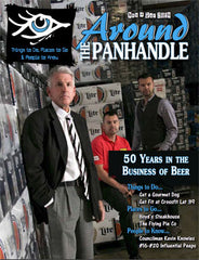 Around the Panhandle magazine image
