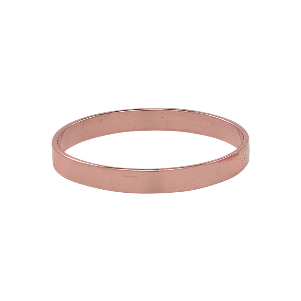 Thick Smooth Band Ring