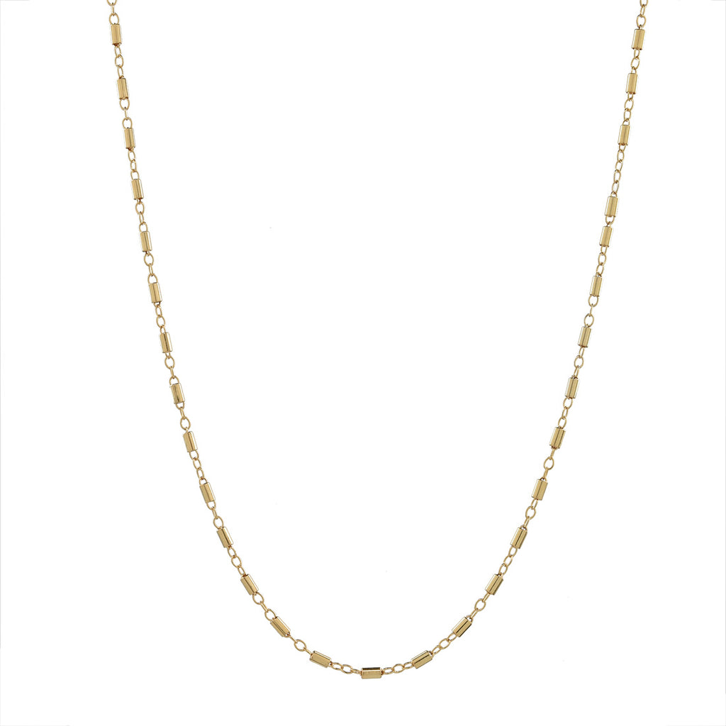 Round Multi-Bar Necklace