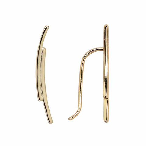 24mm Double Curved Ear Crawler