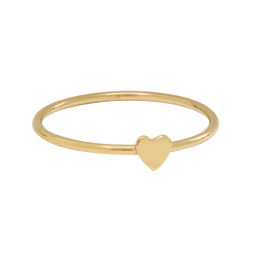 SALE- Tiny Heart Ring