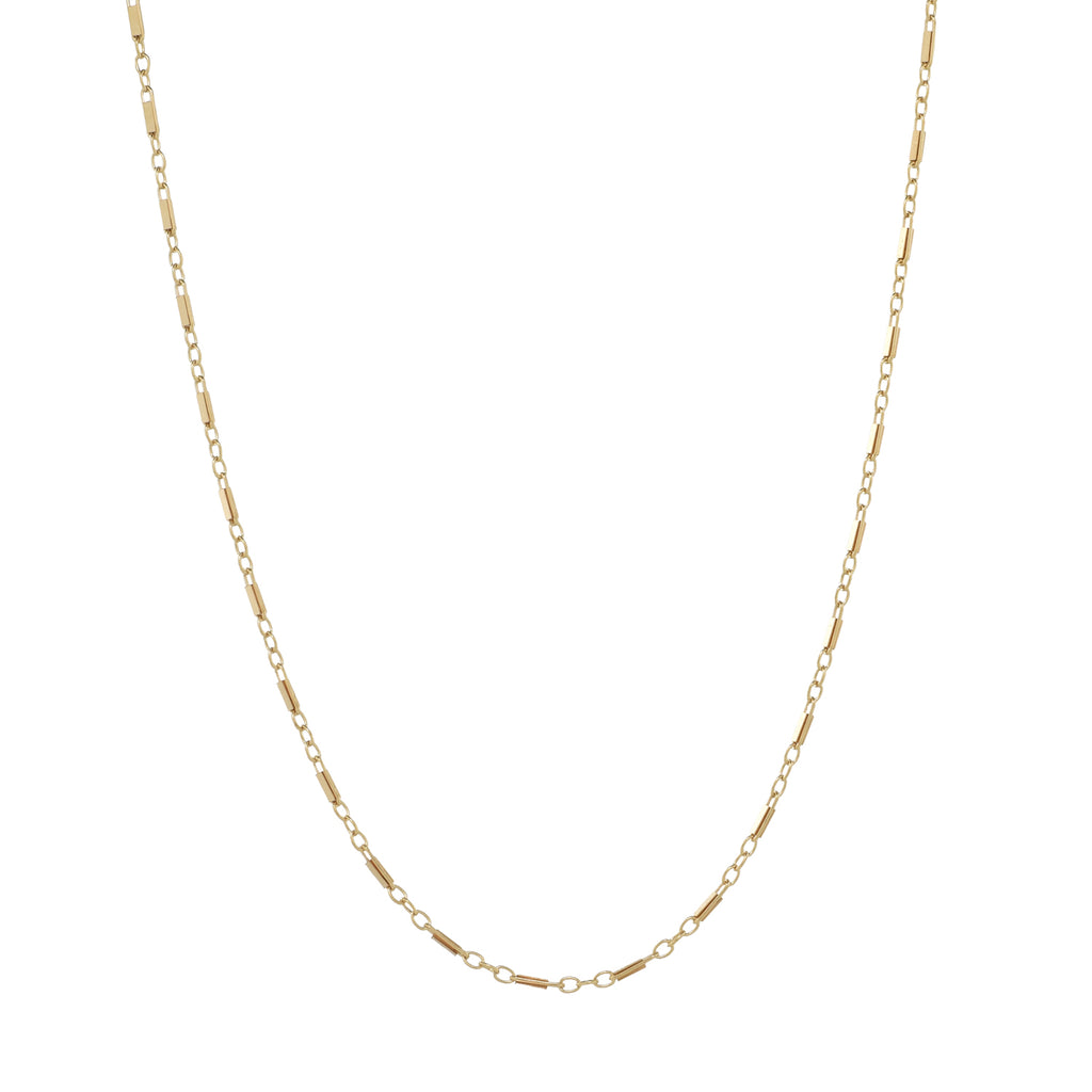 Flat Multi-Bar Necklace