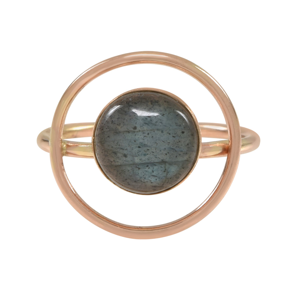 Orbit Ring (more stones)