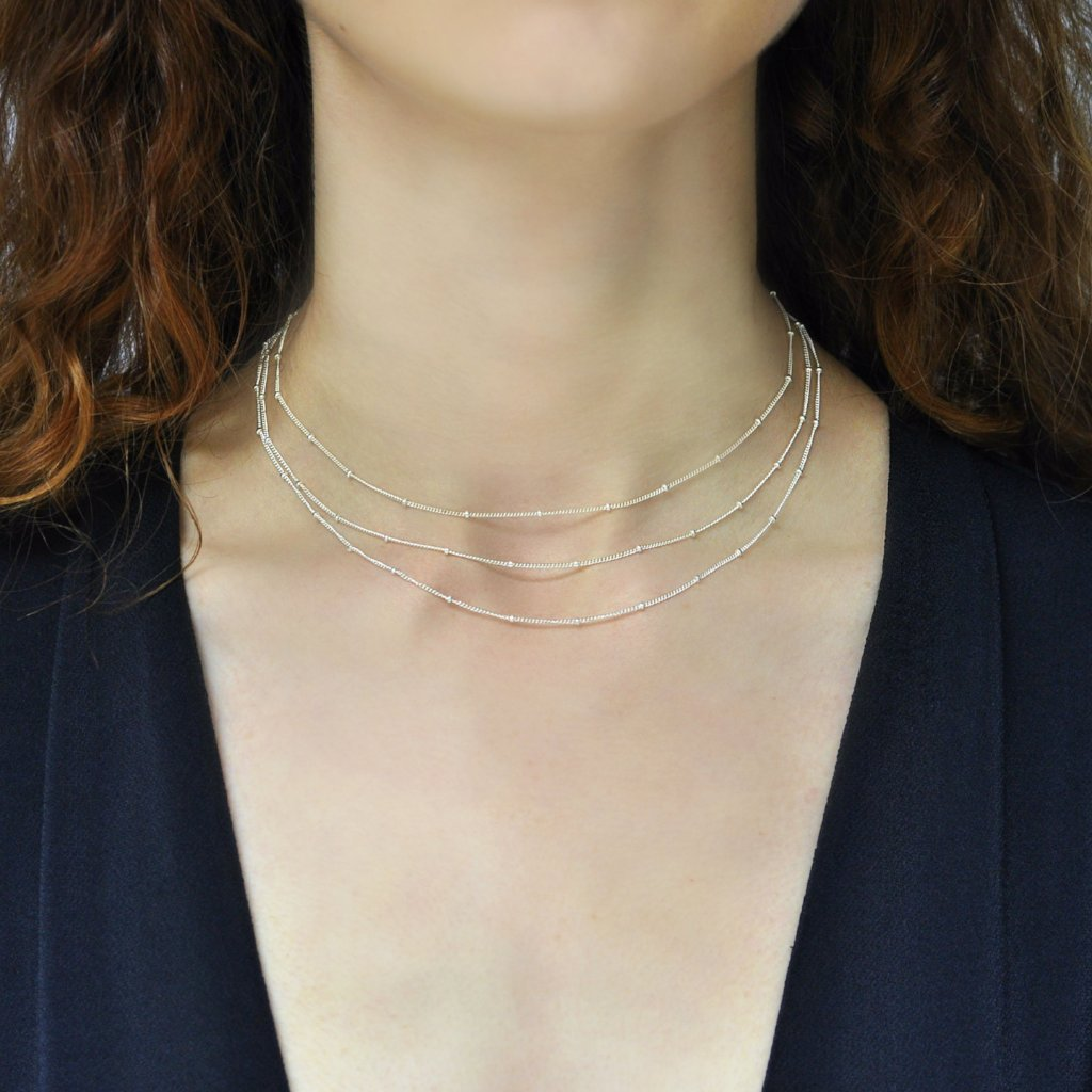 Ball Chain Choker