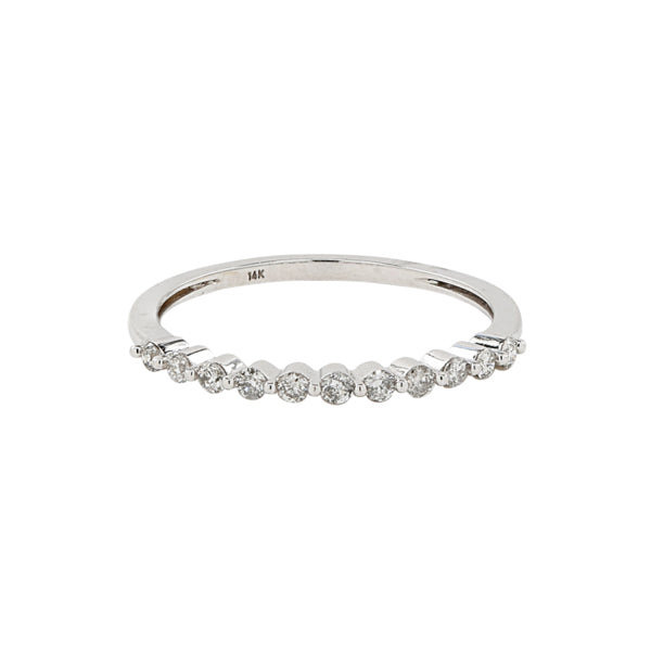 Demi Diamonds Band Ring