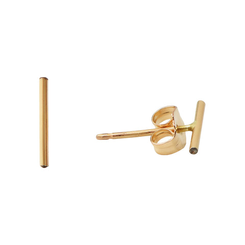 10k Solid Gold Triple Line Middle Ear Cuff