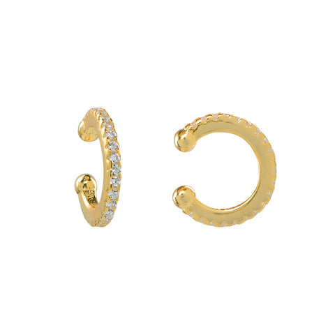 CZ Middle Ear Cuff