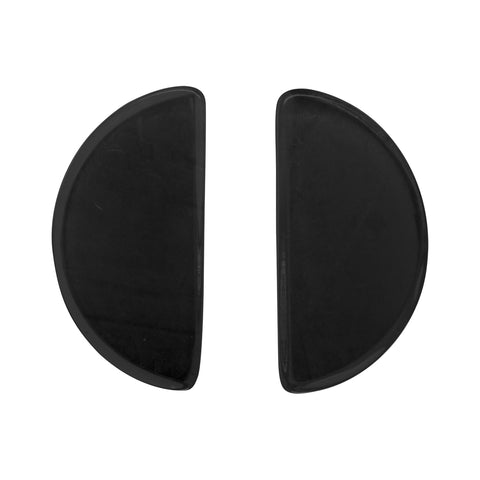 Large Onyx Horizon Earrings